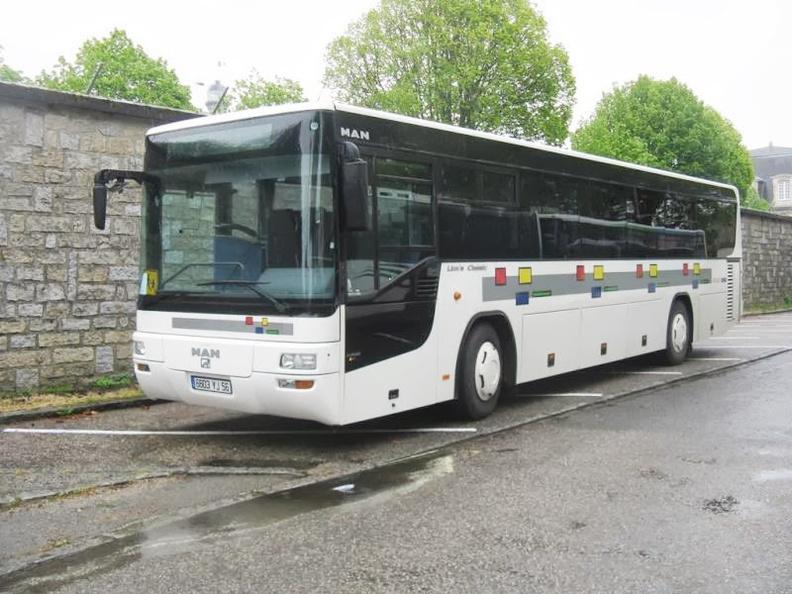 Bus et Cars ROUGÉ 1414