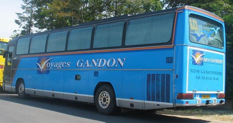 Gandon Evasion  1515