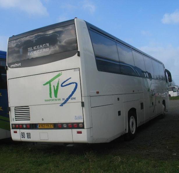 TVS (Transdev) 15612