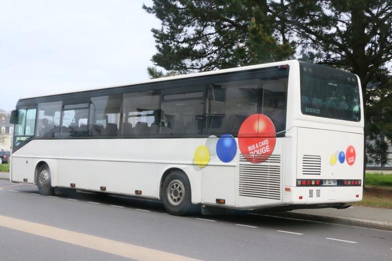 Bus et Cars ROUGÉ 1812
