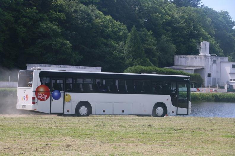 Bus et Cars ROUGÉ 2012