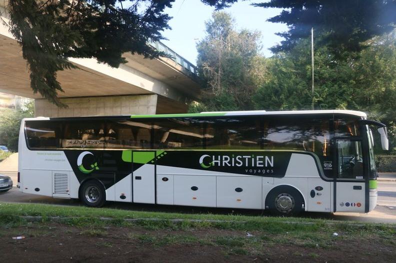 Christien Voyages 20211