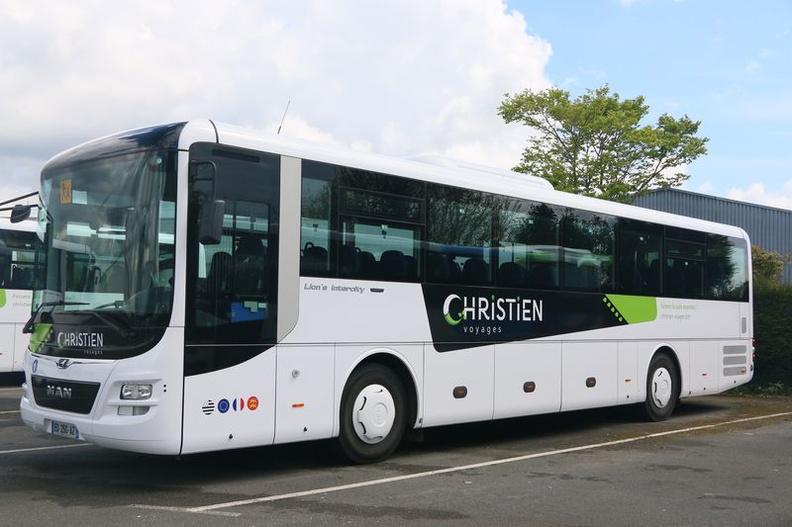 Christien Voyages 21612