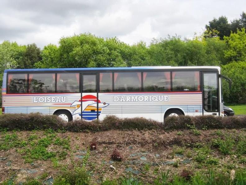 Bus et Cars ROUGÉ 2211