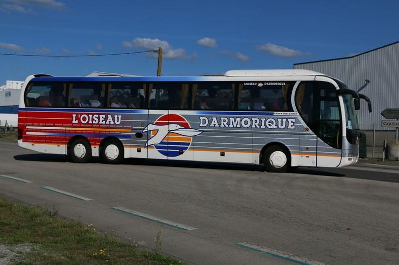 Bus et Cars ROUGÉ 2311