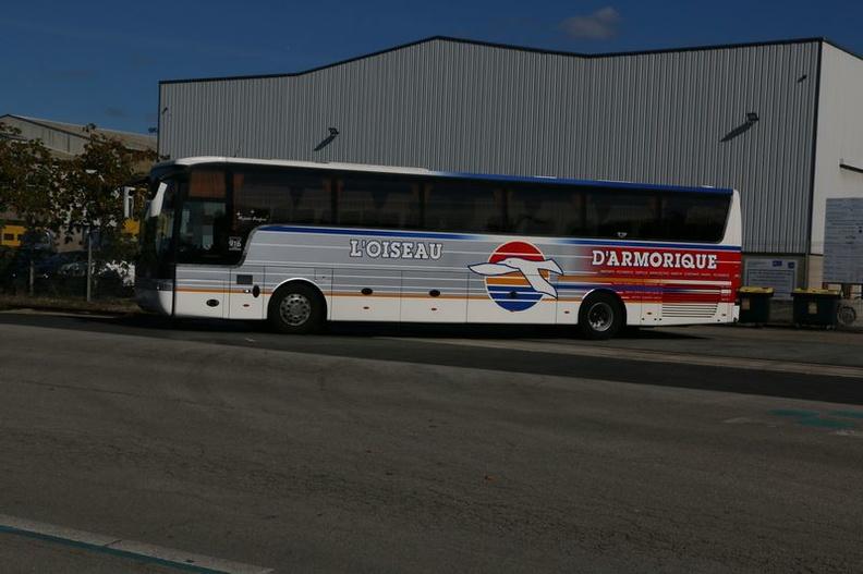 Bus et Cars ROUGÉ 2411