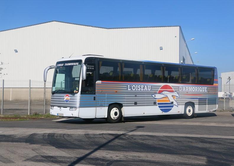 Bus et Cars ROUGÉ 2611