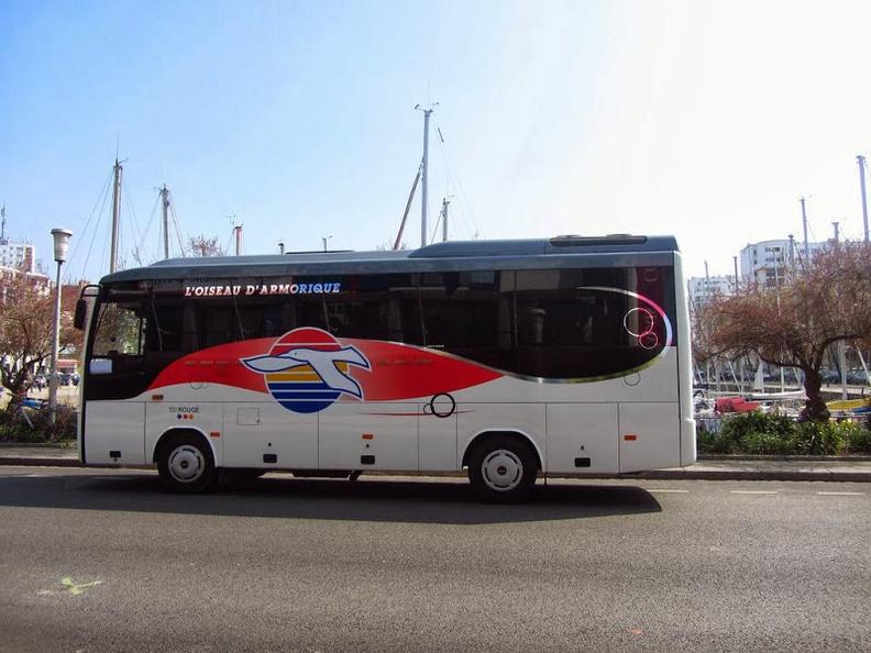 Bus et Cars ROUGÉ 2811