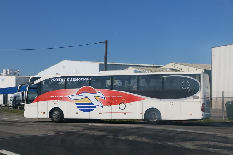 Bus et Cars ROUGÉ 3113
