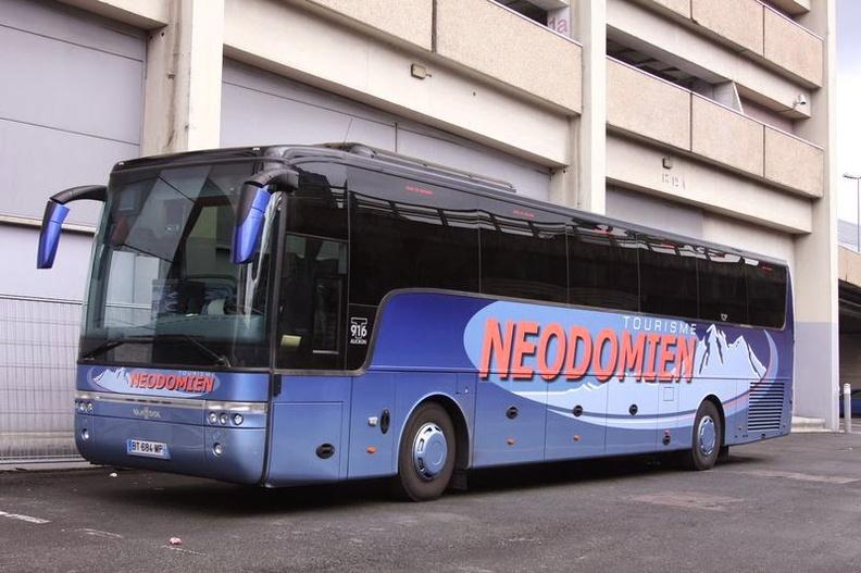 TOURISME NEODOMIEN 337910