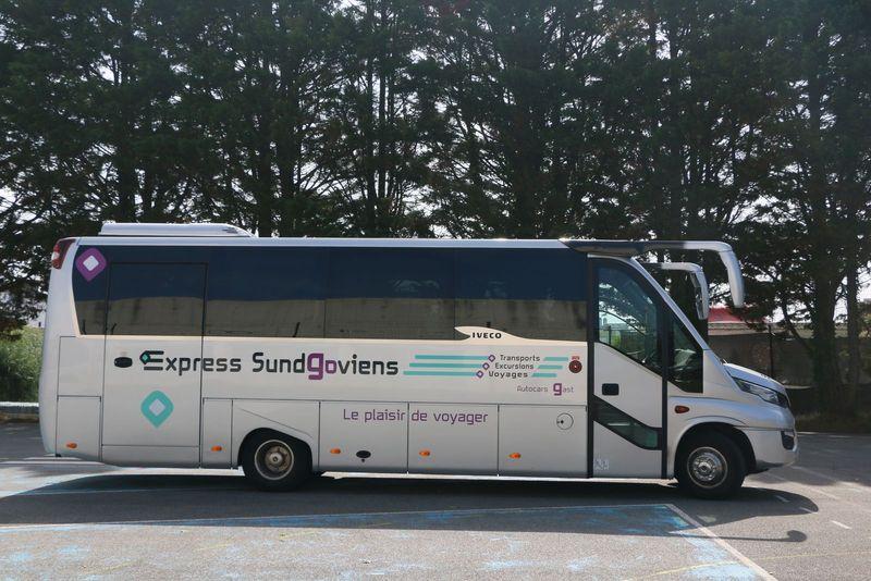 EXPRESS SUNDGOVIENS AUTOCARS GAST  39210