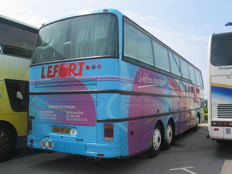 Voyages Lefort  54110