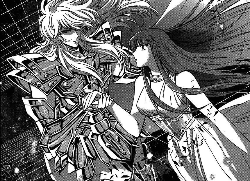 Distorção dos animes: Shun de pacifista forte para afeminado que apanha muito, a mulher  Afrodi11