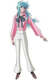 Distorção dos animes: Shun de pacifista forte para afeminado que apanha muito, a mulher  Afrodi14