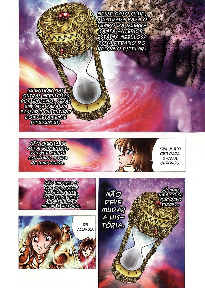 Níveis de cosmos(Saint Seiya) Chrono14