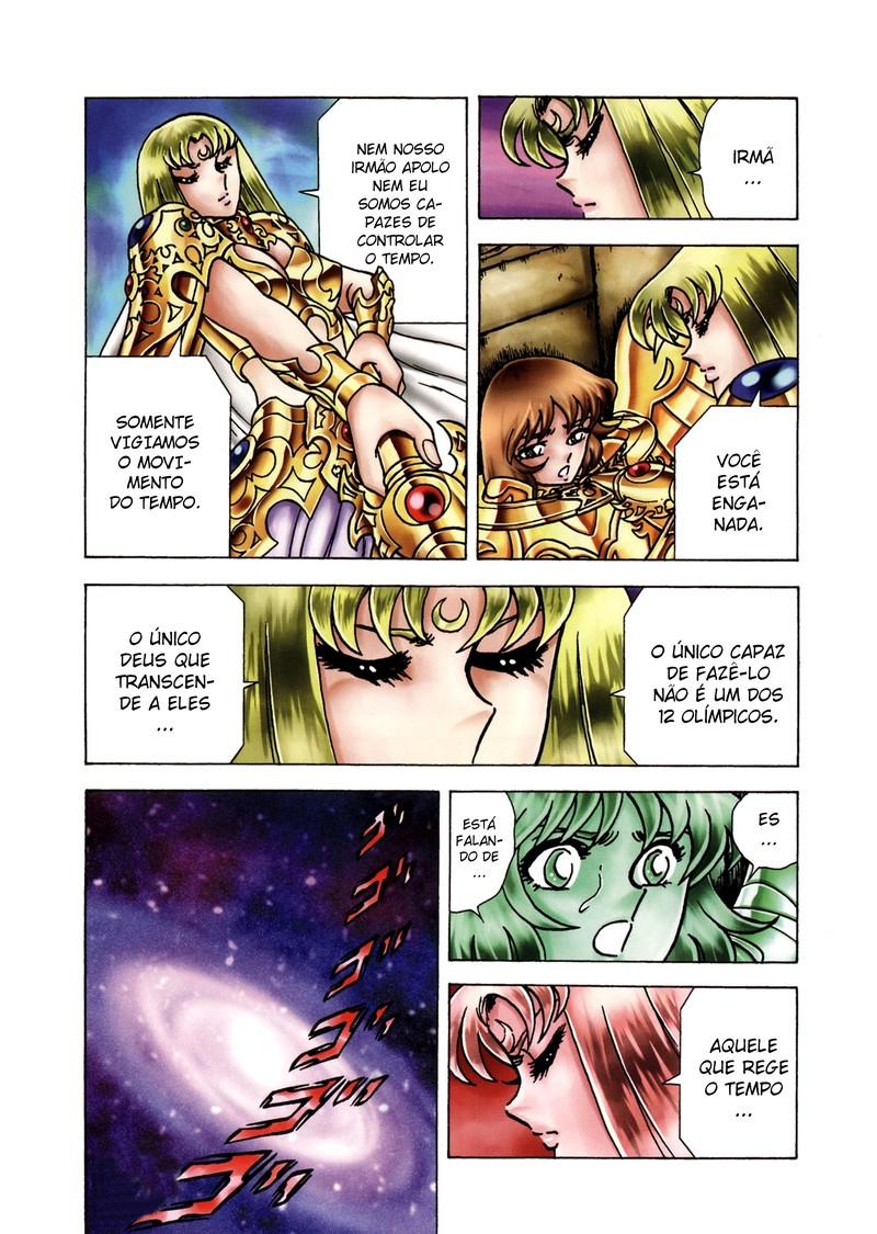 Níveis de cosmos(Saint Seiya) Chrono18