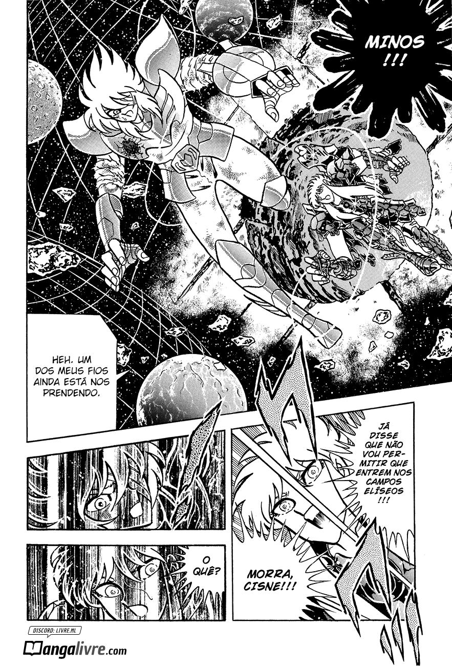 Cain/Abel de Gêmeos vs. Shijima de Virgem Gemini16