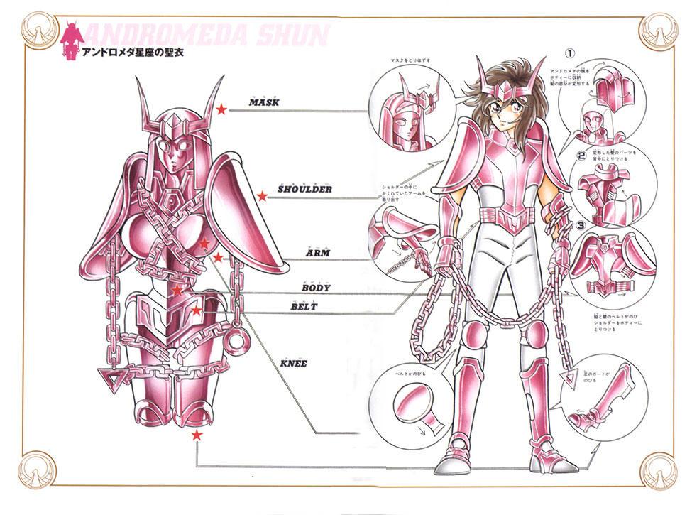 Distorção dos animes: Shun de pacifista forte para afeminado que apanha muito, a mulher  Manga_10