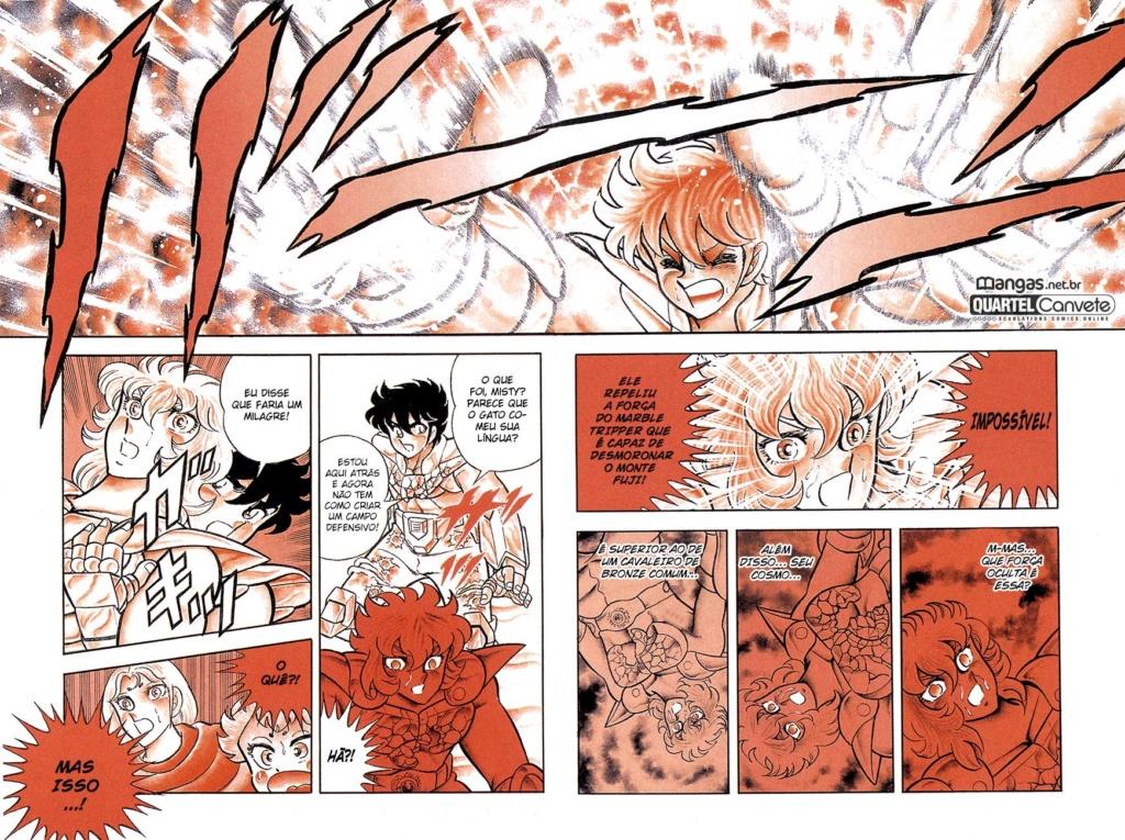 Os verdadeiro Saint Seiya são os mangas não as porcarias da toei animation! Misty_10