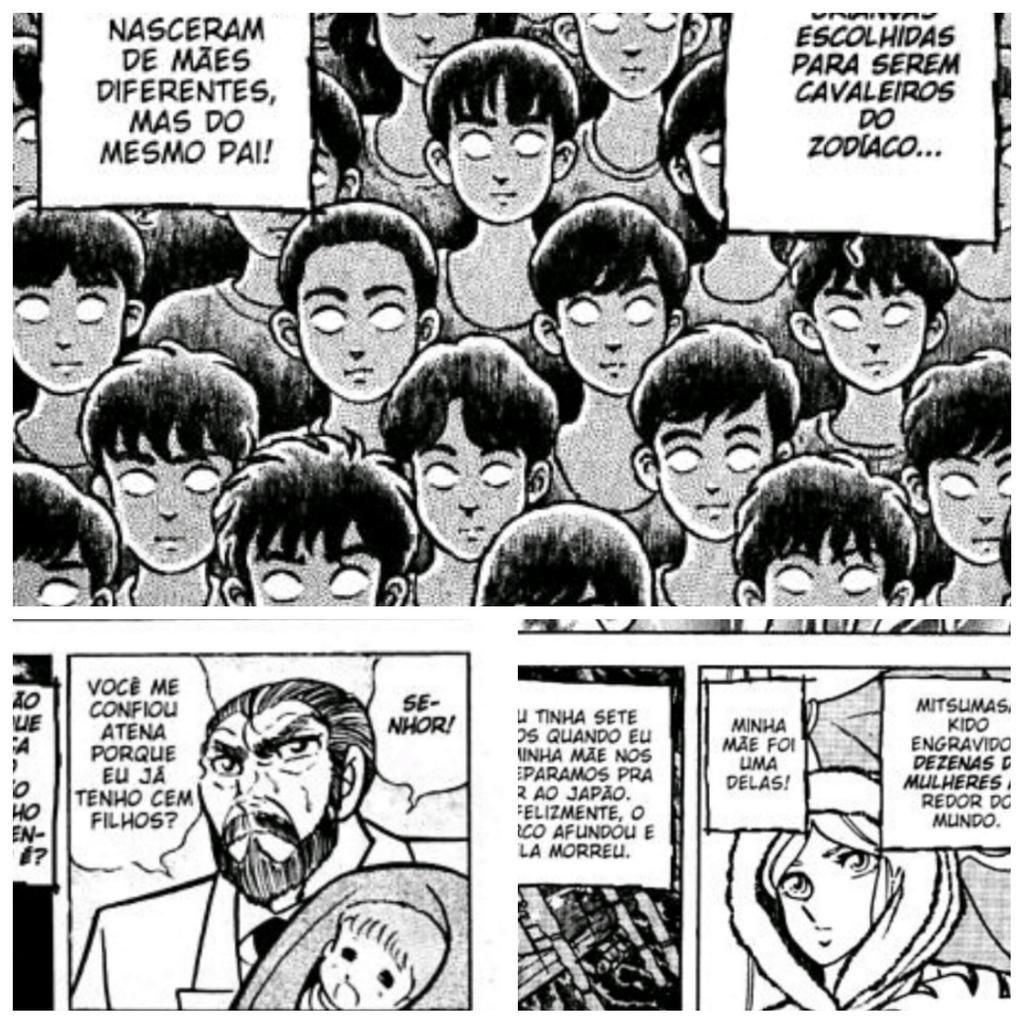 Distorção dos animes: Shun de pacifista forte para afeminado que apanha muito, a mulher  Mitsum10