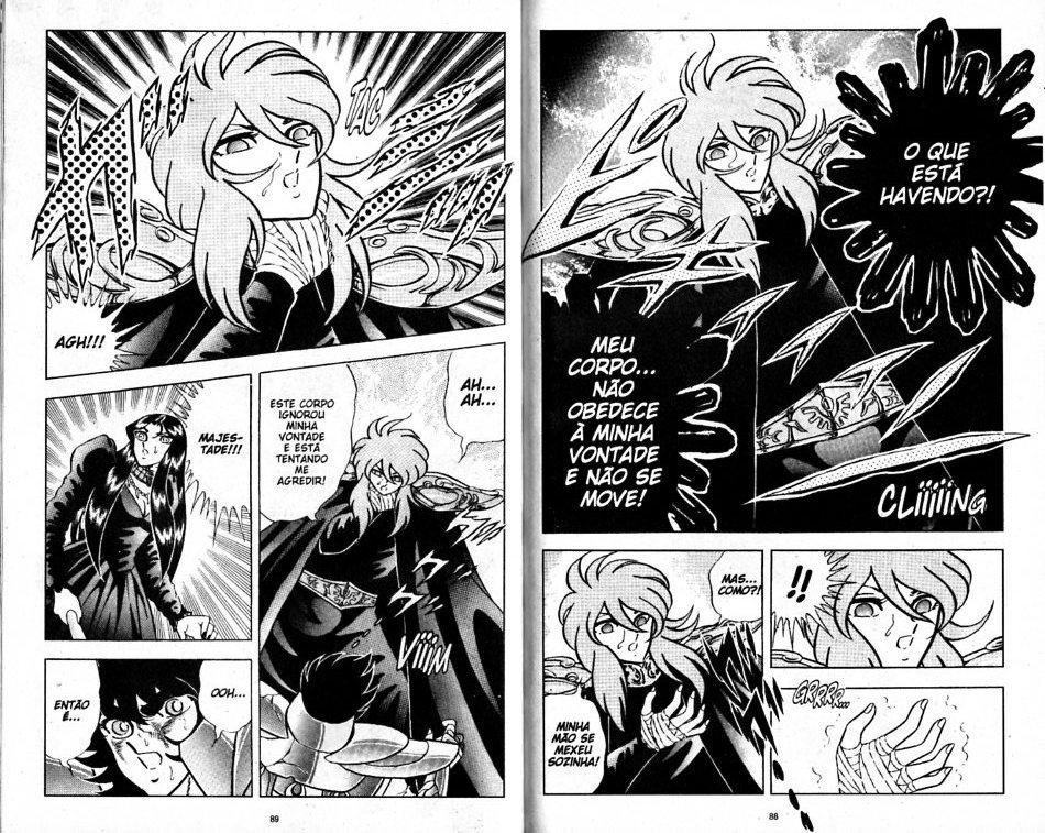 Distorção dos animes: Shun de pacifista forte para afeminado que apanha muito, a mulher  Shun_i12