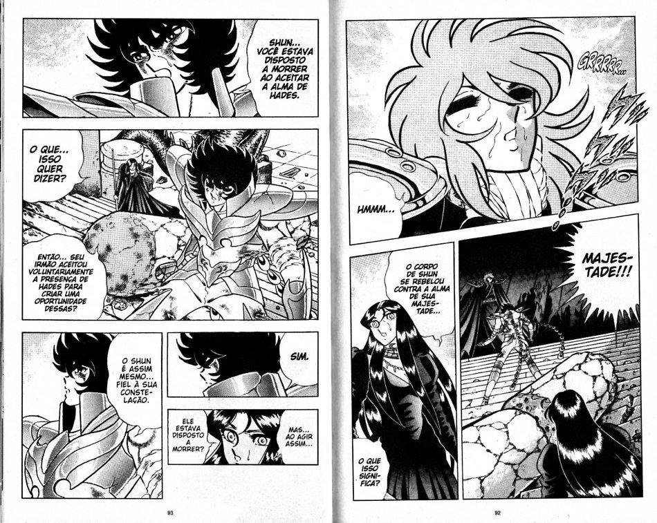 Distorção dos animes: Shun de pacifista forte para afeminado que apanha muito, a mulher  Shun_i14