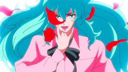 Distorção dos animes: Shun de pacifista forte para afeminado que apanha muito, a mulher  Tumblr10