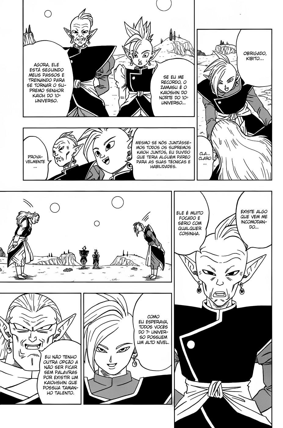 Faz sentido os Fans de Animes Falarem que se Personagem Fraco Vencer Alguém que destrói uma Montanha ele Também destrói uma Montanha? Zamasu10