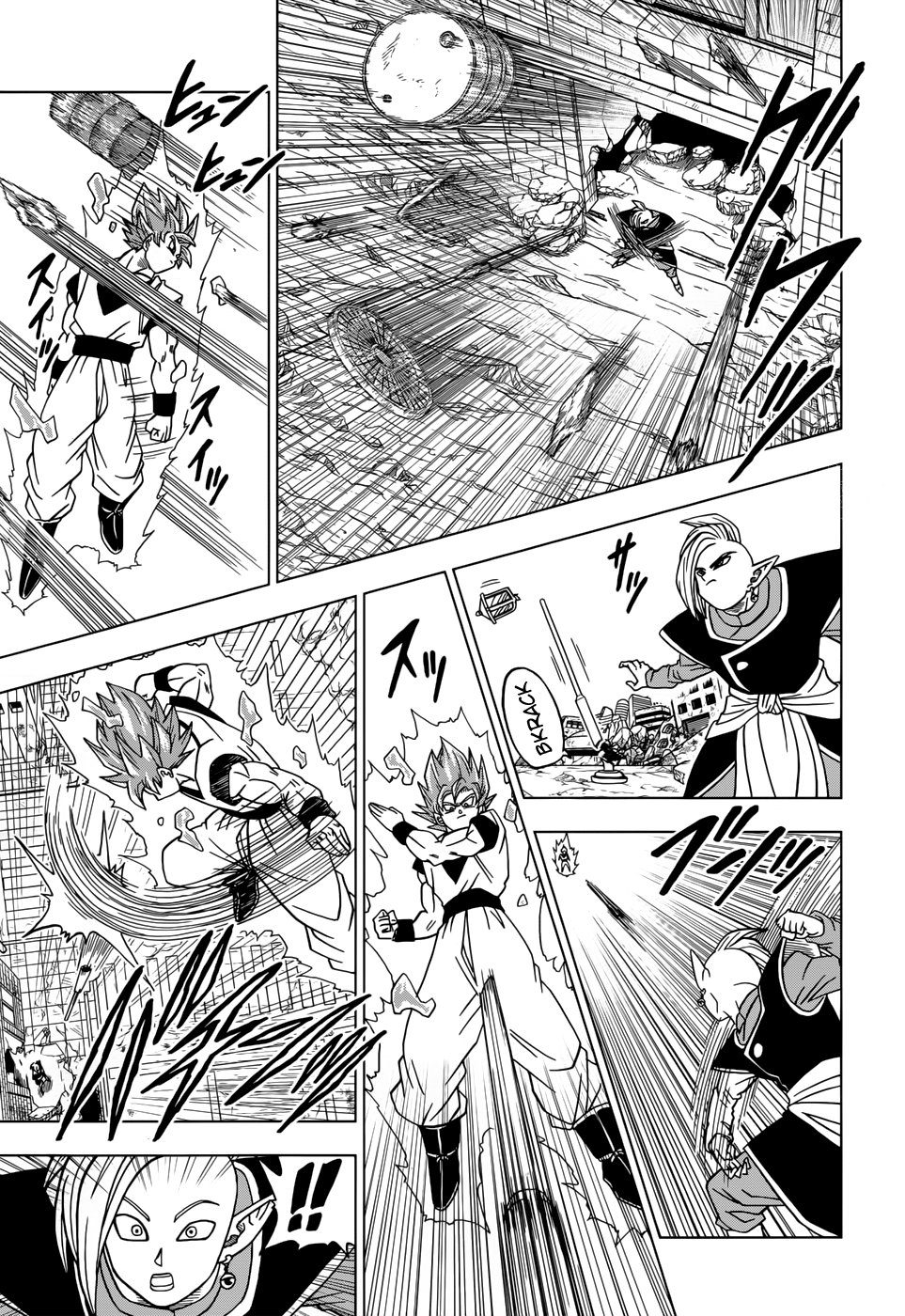 Faz sentido os Fans de Animes Falarem que se Personagem Fraco Vencer Alguém que destrói uma Montanha ele Também destrói uma Montanha? Zamasu11