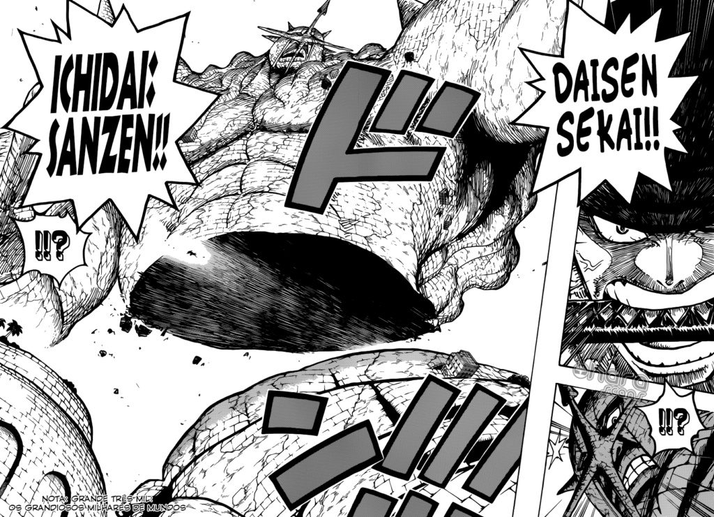 Zoro conseguiria cortar o manto de chakra do Killer Bee? Zoro_s12