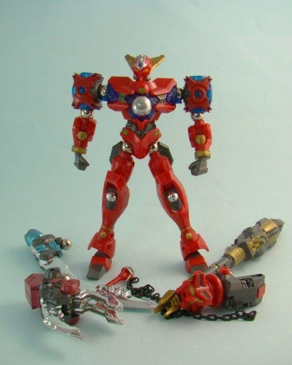LOTTO con Jeeg Robot (Z-Pro 01) + Takara Robotman + Jenova M9 Takara14