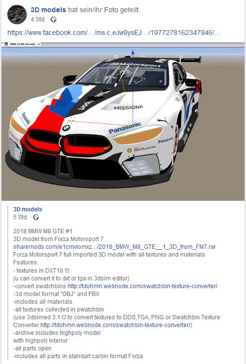 [DELETED] BMW M8 GTE for EEC GT3 mod - Page 6 M810