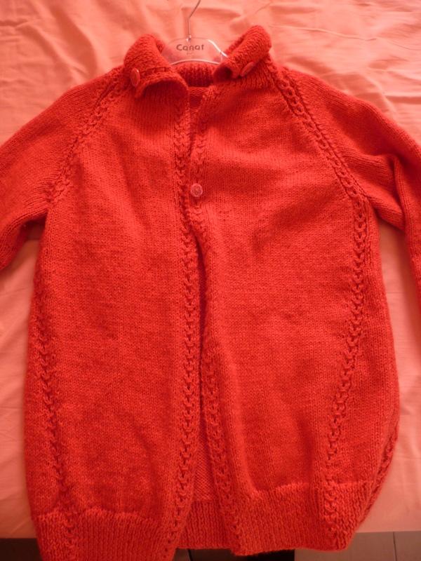 veste aux torsades P1020727