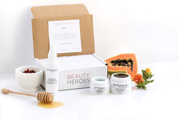 Beauty Heroes : healthy beauty Captur11