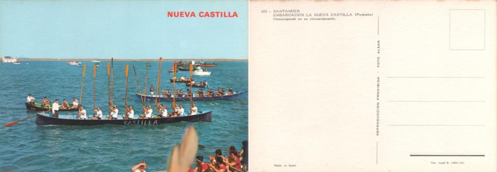 TEMATICA - Puertos pesqueros de España a través de las postales Esp-0010