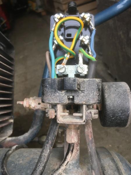 Compressore perde aria Img_8711