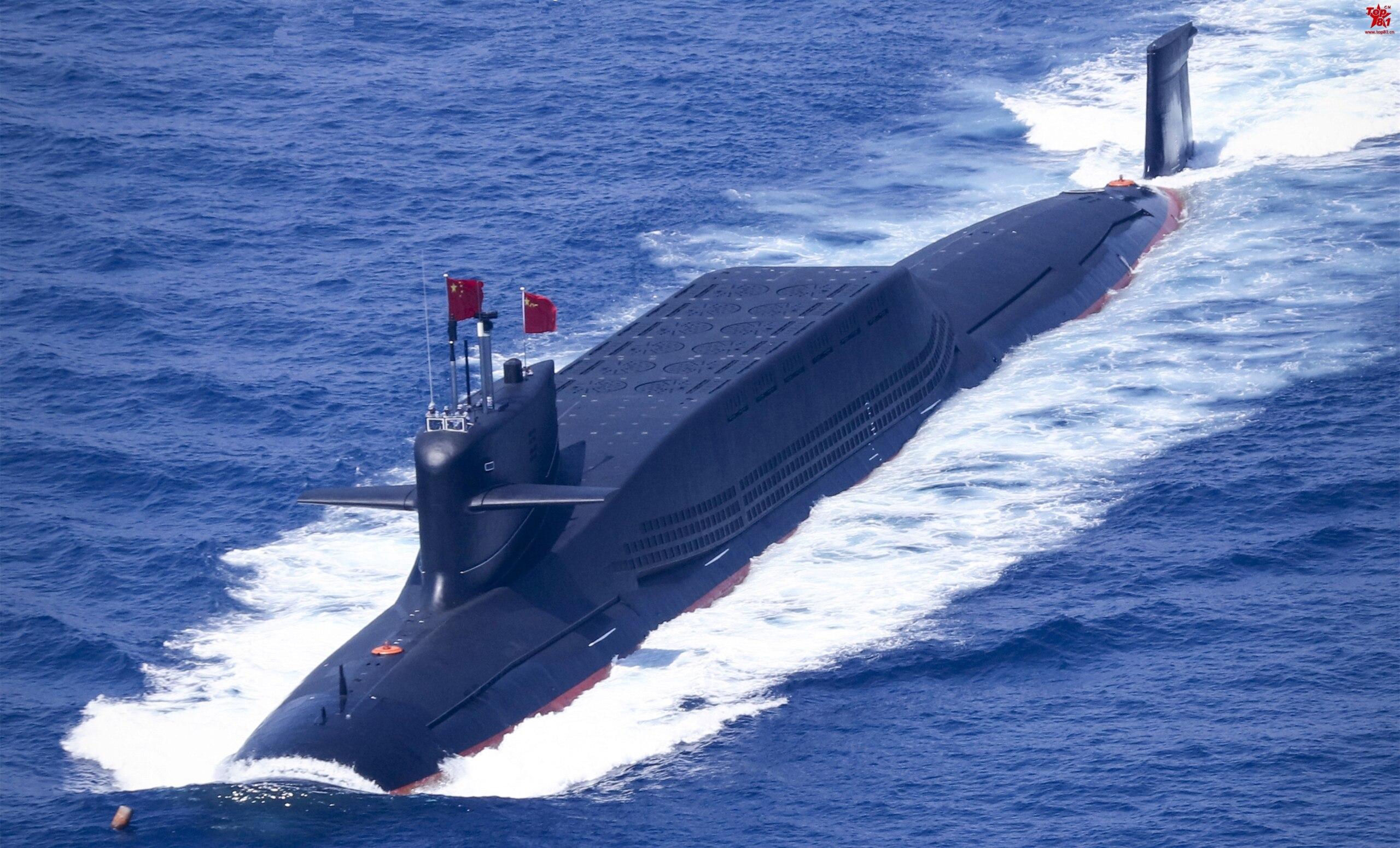 China's Nuclear Ballistic Submarines 092b11