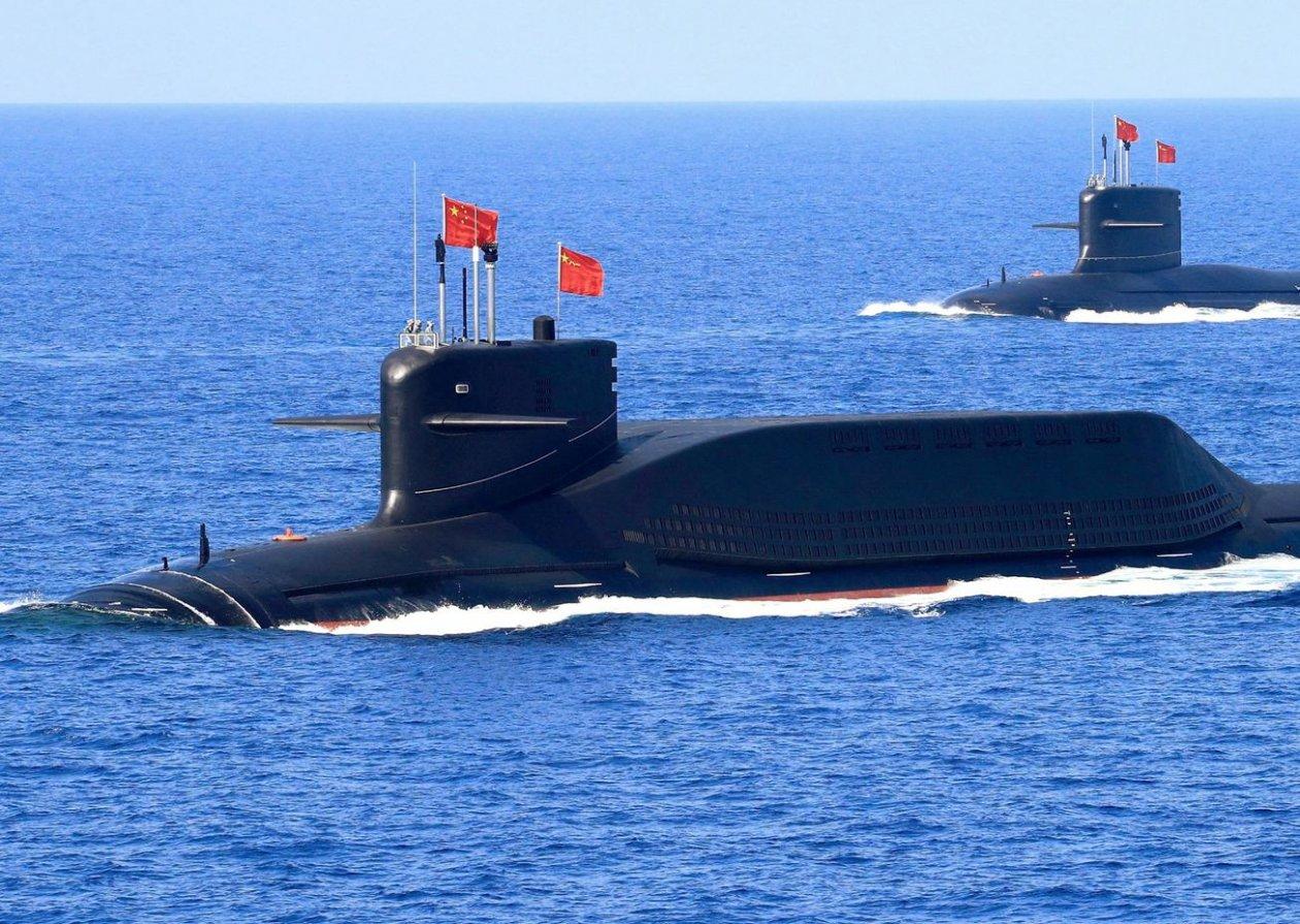 China's Nuclear Ballistic Submarines 09410