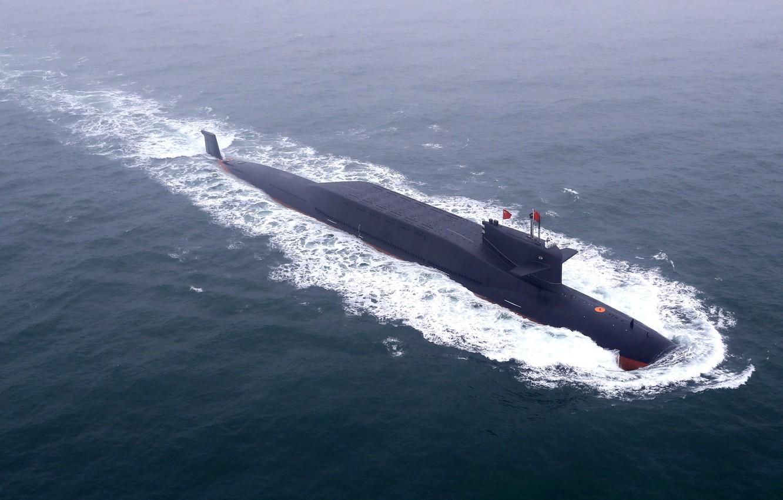 China's Nuclear Ballistic Submarines 094c10