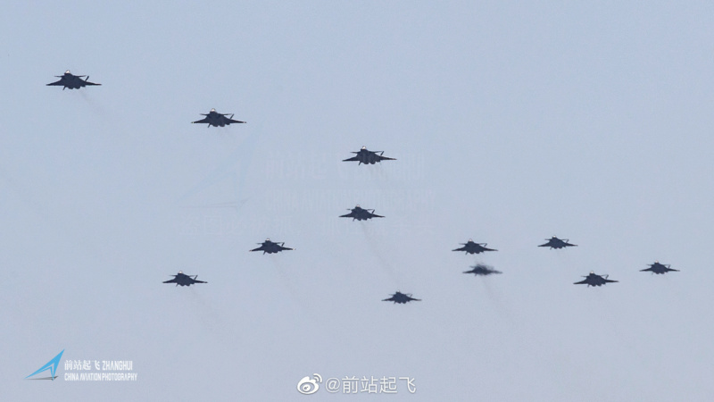 Chengdu J-20 Stealth Fighter - Page 9 410