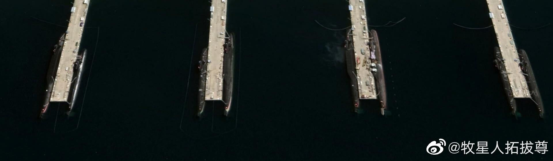 China's Nuclear Ballistic Submarines 51006410