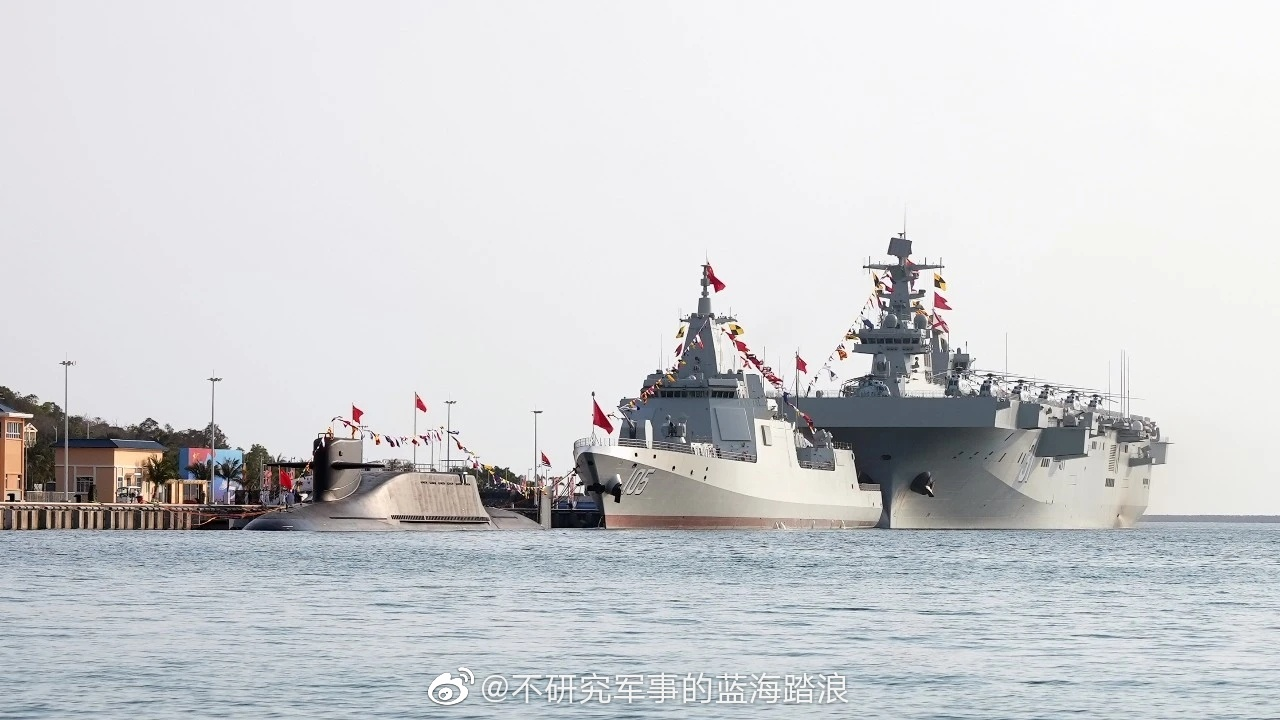 PLA Navy and Naval Air Force - Page 26 51138810