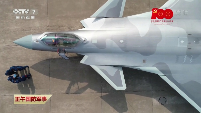 Chengdu J-20 Stealth Fighter - Page 9 710