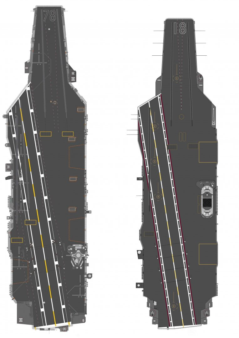 Chinese aircraft carrier program - Page 10 Ford_v10
