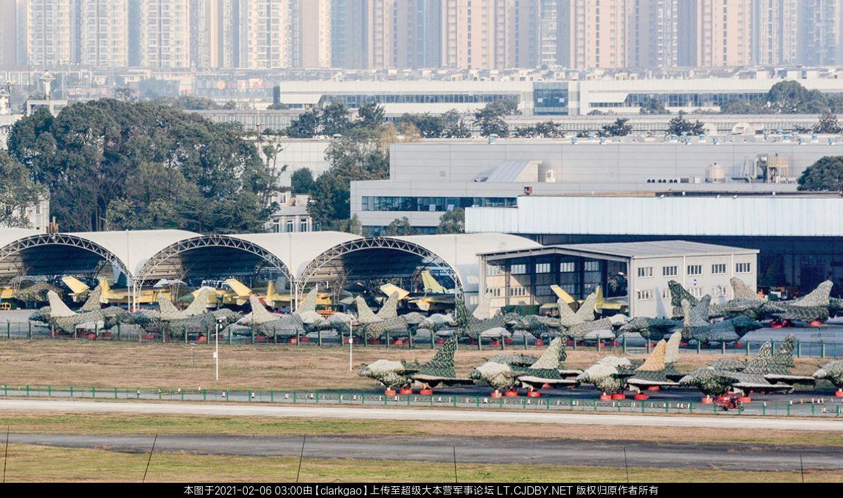 Chengdu J-20 Stealth Fighter - Page 7 J-20j-10