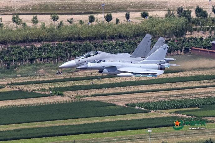PLA Air Force General News Thread: - Page 13 J10j1110