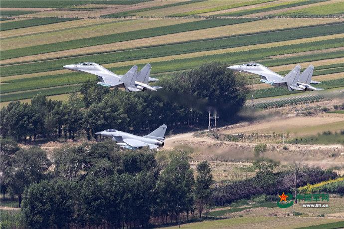 PLA Air Force General News Thread: - Page 13 J10j1112