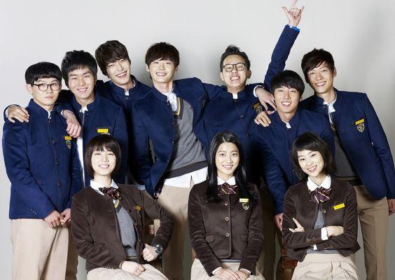 School 2013 - Malhação coreana digna de respeito  35b48510