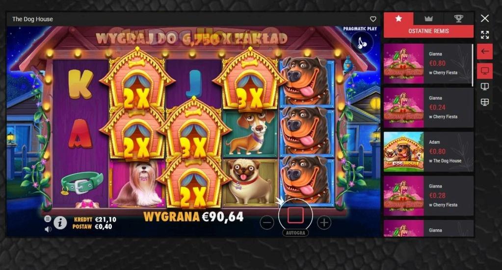 Screenshoty naszych wygranych (minimum 200zł - 50 euro) - kasyno - Page 8 122