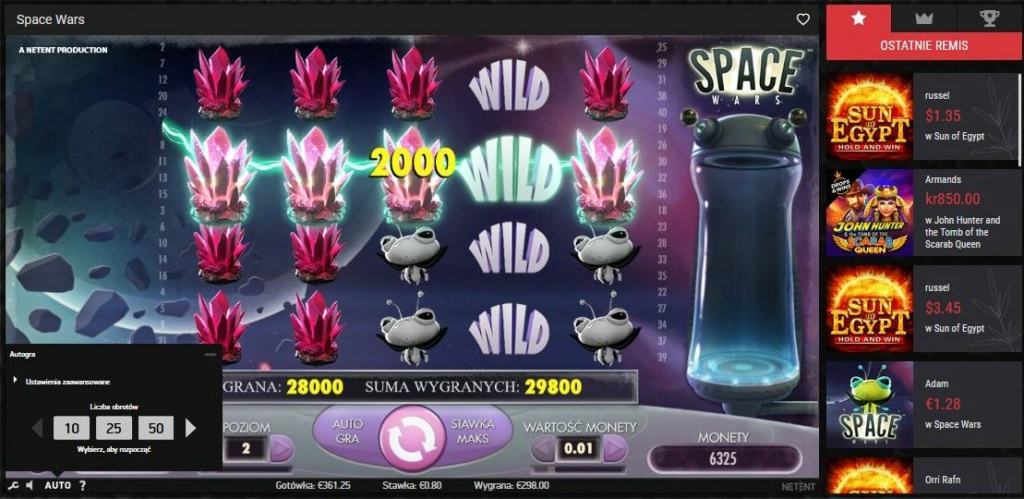 Screenshoty naszych wygranych (minimum 200zł - 50 euro) - kasyno - Page 8 320